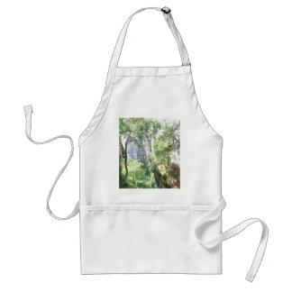 german forest standard apron