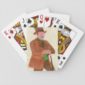 German Gent 2 Playing Cards
