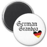 German Grandpa T shirt Refrigerator Magnet
