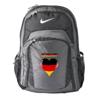 German heart backpack
