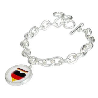 German heart bracelet