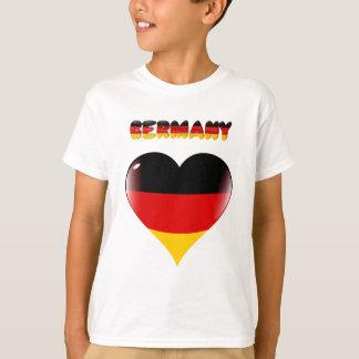 German heart T-Shirt