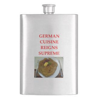 GERMAN HIP FLASK