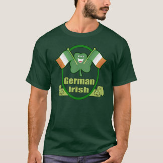 German Irish St. Patrick's T-shirt