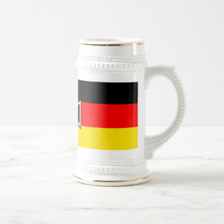 German Iron Cross Flag Mugs and Steins