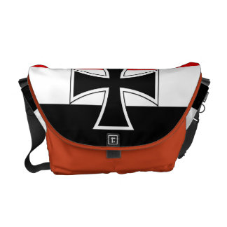 German Iron Cross Medal Messenger Bag