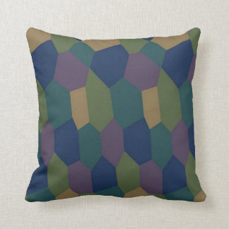 German Lozenge Camouflage Pillow