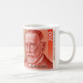 German Marks Coffee Mug