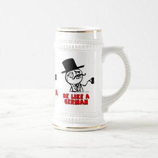 German MEME Beer Mug