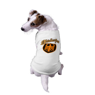 German Oktoberfest Dog Tshirt