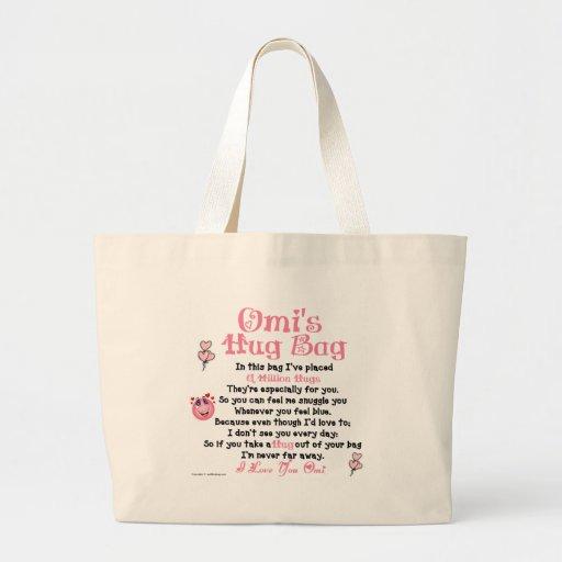 German - Omi - Single Verse Bags