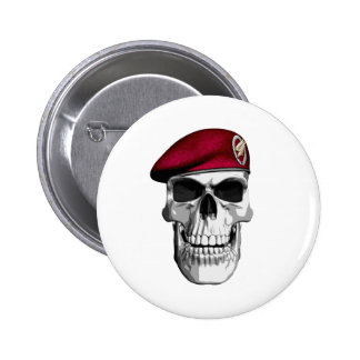 German Paratroopers 2 Inch Round Button