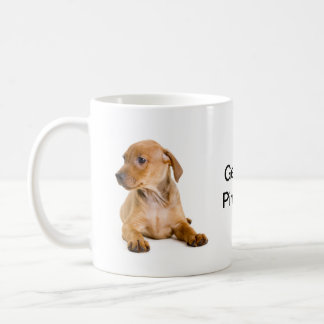 German Pinscher Fan Mug #2