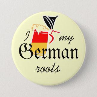 German Pride 3 Inch Round Button