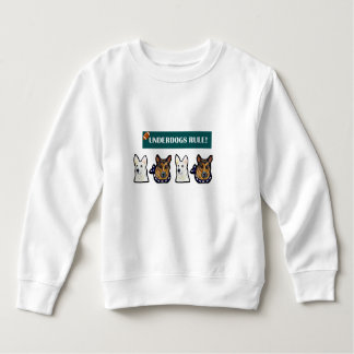 German Sheperds Underdogs Sweatshirt