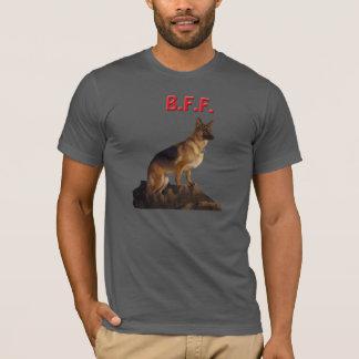 German Shepherd B.F.F. T-Shirt
