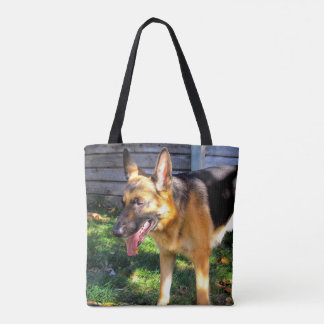 German Shepherd Bag