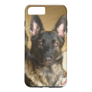 German Shepherd Ben iphone plus Tough case