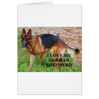 german-shepherd-black and red love w pic card