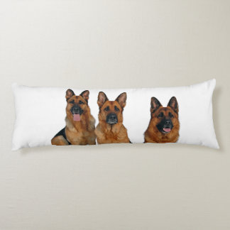 German Shepherd Body Pillow