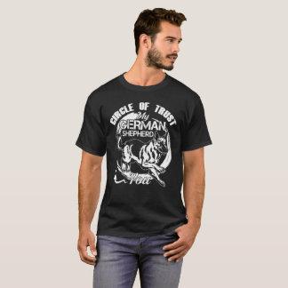 German Shepherd Circle Of Trust Shirt