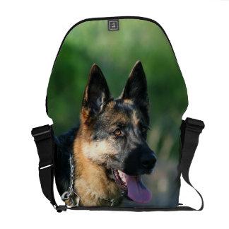 German Shepherd Commuter Bag