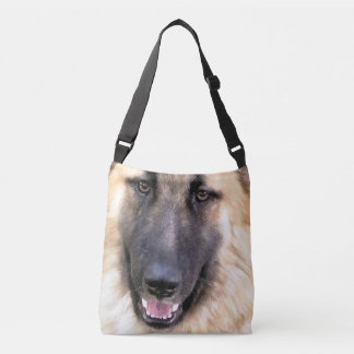 GERMAN SHEPHERD CROSSBODY BAG