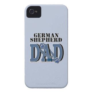 German Shepherd DAD iPhone 4 Covers