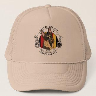 German Shepherd Design Hat