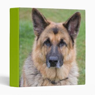 German Shepherd dog beautiful photo album binder