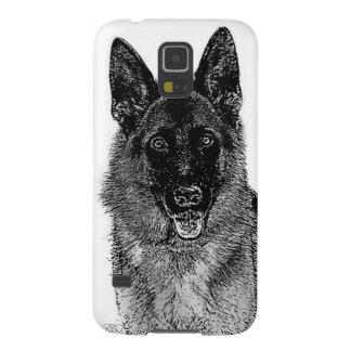 German Shepherd dog Cases For Galaxy S5