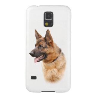 German shepherd dog galaxy s5 cover