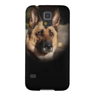 German Shepherd Dog Galaxy S5 Covers