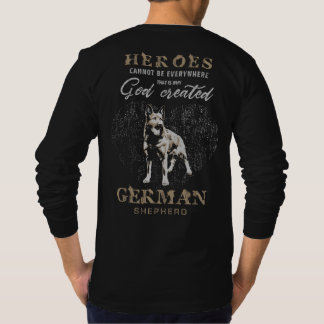German Shepherd Dog  - GSD T-Shirt
