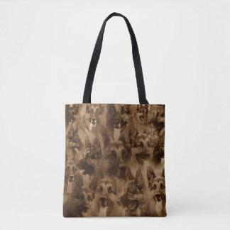 German Shepherd Dog  - GSD Tote Bag