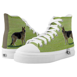 German Shepherd Dog High Tops