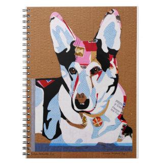 German Shepherd Dog Note Book