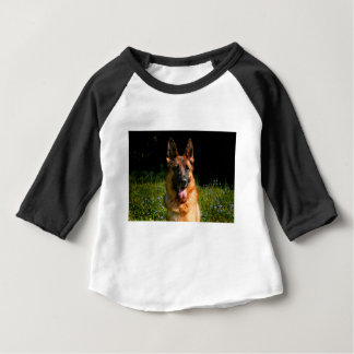 German Shepherd Dog Pet Baby T-Shirt