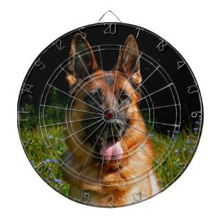 German Shepherd Dog Pet Dartboard