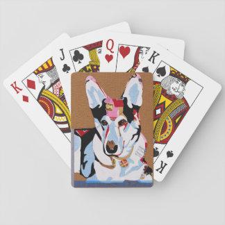 German Shepherd Dog Poker Deck