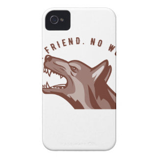 German Shepherd Dog Text Case-Mate iPhone 4 Case