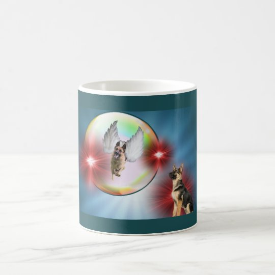 German Shepherd Dream Coffee Mug
