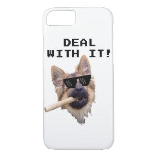 German Shepherd - Funny iPhone Case