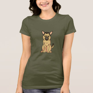 German Shepherd Gifts and Merchandise T-Shirt