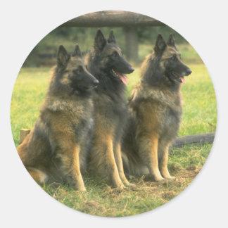German Shepherd Gifts Stickers