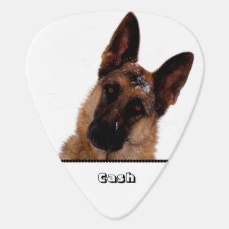 German Shepherd Guitar Pick