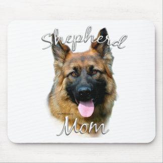 German Shepherd (longhair) Mom 2 Mouse Pad
