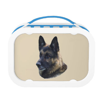German Shepherd Lunch Box