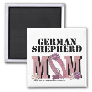 German Shepherd Mom Magnet