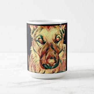 German Shepherd Mug - Bart